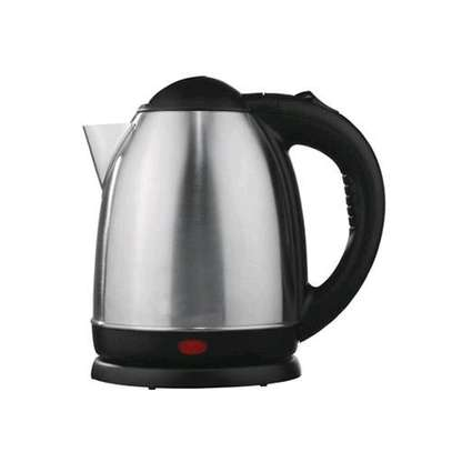 Lyons Cordless Stainless steel Electric Kettle - Silver. image 2