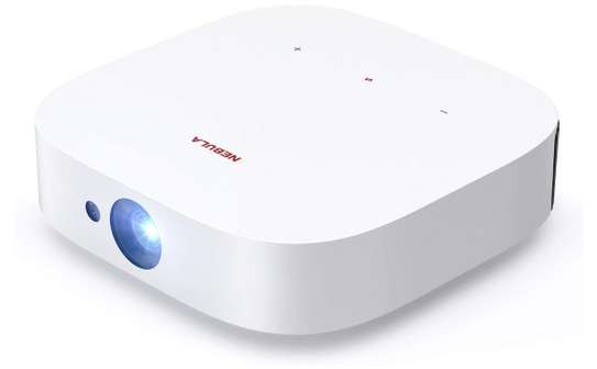 Portable Projector,Anker Nebula Solar Portable 1080p Projector with Android TV 9.0 (5000+ Apps) image 1