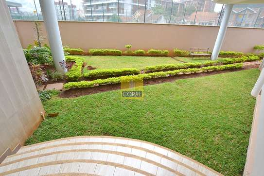 Furnished 4 bedroom apartment for rent in Kileleshwa image 18