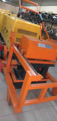 block making machinery