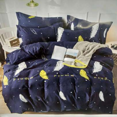 6*6 duvets with 1 bedsheet 2pillowcases image 1