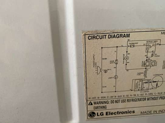 LG Refrigerator 325 Litre image 3
