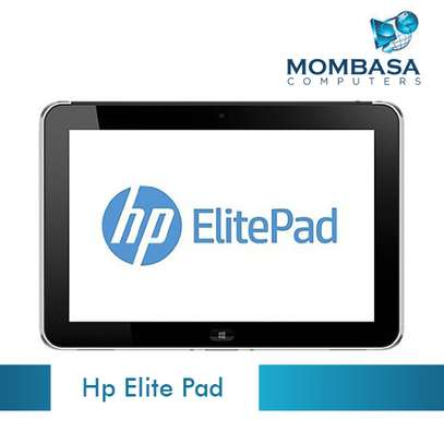 Hp Elite Pad Tablet image 1
