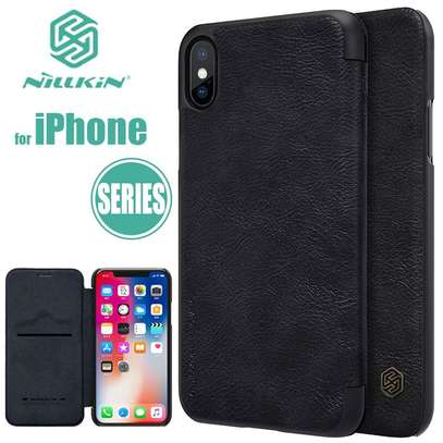 Nillkin Qin Series Leather Luxury Wallet Pouch For iPhone 6+/iPhone 6s Plus image 5
