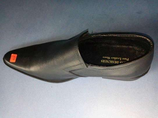 Gent's Leather Shoes image 1