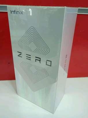 Infinix Zero 8 new 128gb 8gb ram 64mp camera - Dual on-screen Selfie image 1