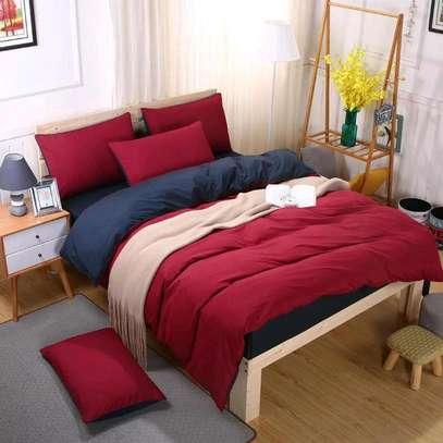 Plain duvet cover image 1