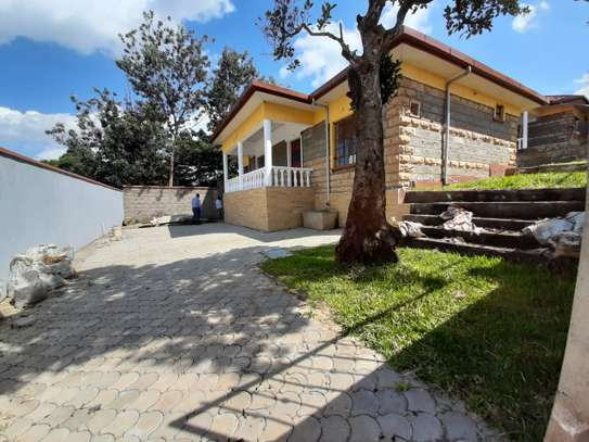 3 Bedroom Bungalow with Master Ensuite