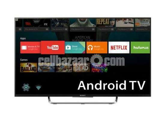 Sony 49 inch UHD-4K Android Smart Digital TVs 49X7500H image 1