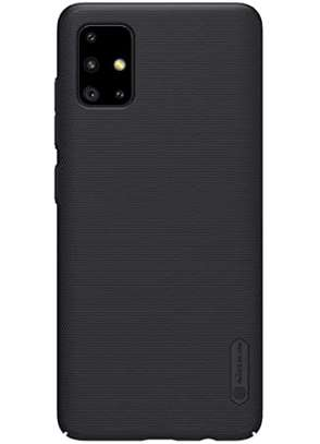 NILLKIN Super Frosted Shield Back Cover For Samsung A71 image 1