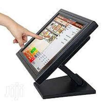 Sales POS Touch Screen 15-Inch TFT LCD Touch Screen Monitor image 1