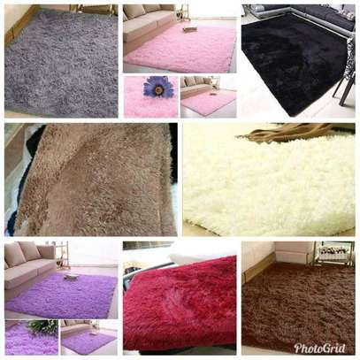 5 By 8 Fluffy Carpets image 1