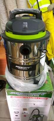 Prescott Vacuum cleaner dry& wet image 2