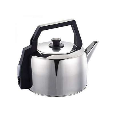 Sterling Stainless Steel Corded Traditional Electric Kettle 4.3Ltrs image 1