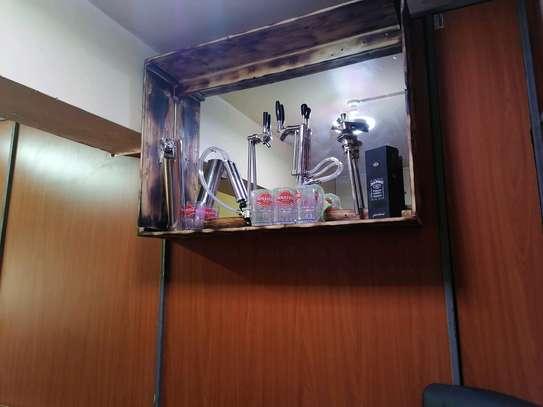 East African keg pumps & Free senator mugs image 1