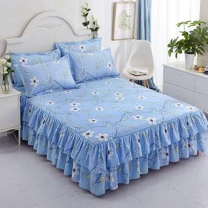 ELEGANT BED SKIRT FOR YOUR ROOM image 7