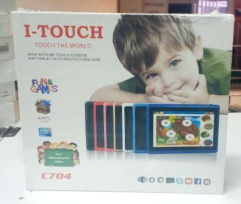 KIDS I-TOUCH A704 TABLET image 1