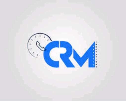 Detailed Customer Relationship software image 1