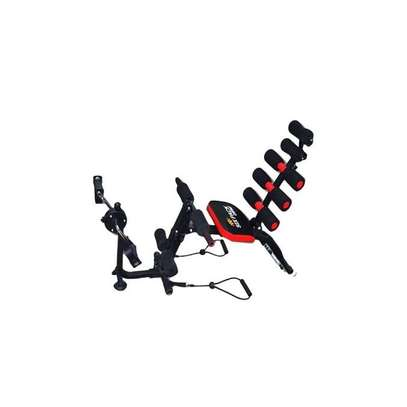Wonder Core Multifunction Abdominal Six Pack Care Bench With Pedals image 2