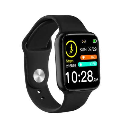 P20 Smart watch men IP68 waterproof bracelet touch heart rate blood pressure image 1