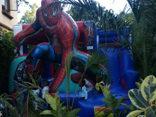 BOUNCING CASTLES FOR HIRE image 1