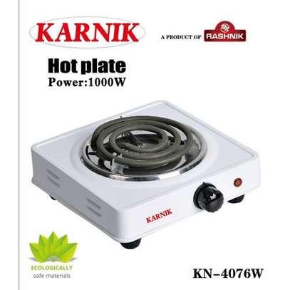 Modern Single Spiral Electric Hotplate -Cooker/burner image 2