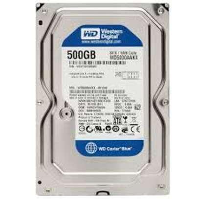 500gb Harddisk For Desktop image 1