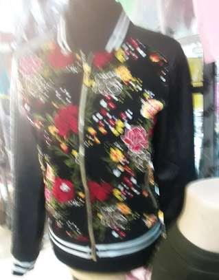 Jackets floral image 1
