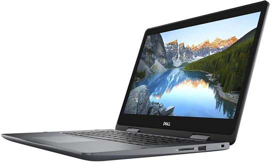 """Dell Inspiron 5481-3595GRY CONVERTIBLE 2-IN-1 Core™ i3-8145U 2.1GHz 128GB SSD 4GB 14"""" (1366x768) TOUCHSCREEN BT WIN10 Webcam GRAY image 3"""