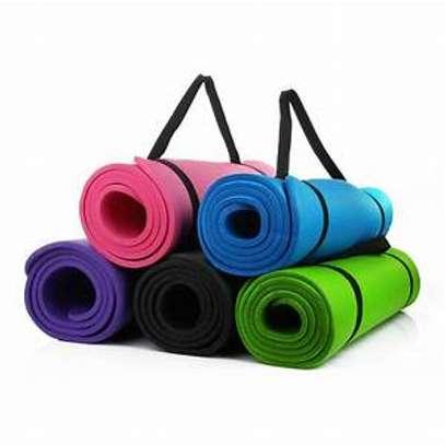Trendy yoga mats image 1