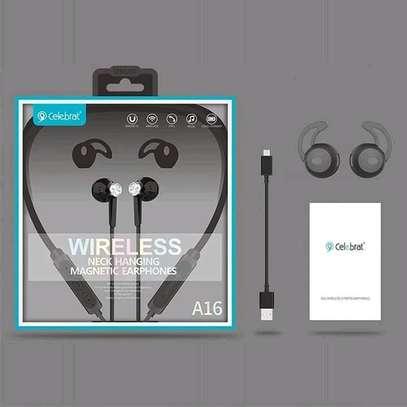 Celebrat Wireless Bluetooth Headset image 1