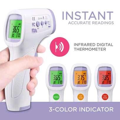 Infrared Thermometer Gun. image 1