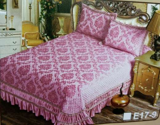 Heavy cotton bedcovers image 1