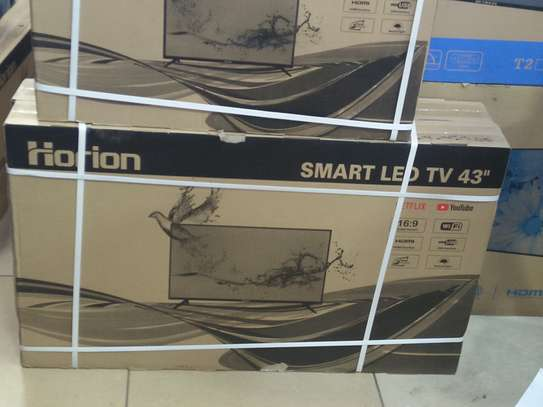 "43"" HORION SMART TV"