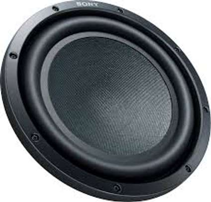 Sony XS-GSW121D 12-inch Dual Voice Coil Subwoofer image 1