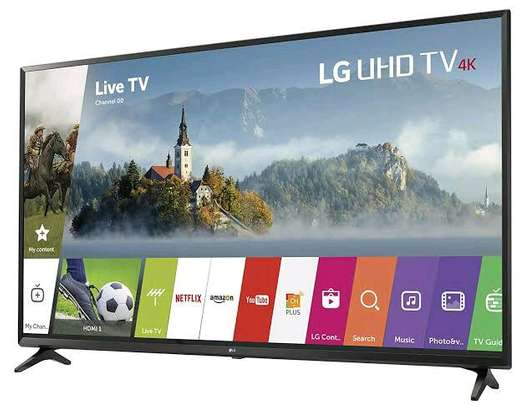 LG 55 inch 55UK6300PVB smart 4k UHD TV special offer image 1