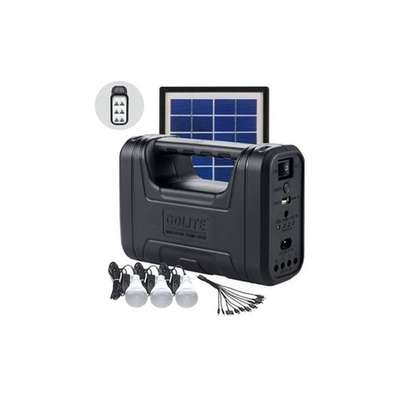 Gd Lite GD Lite (8017) Solar Lighting System image 1