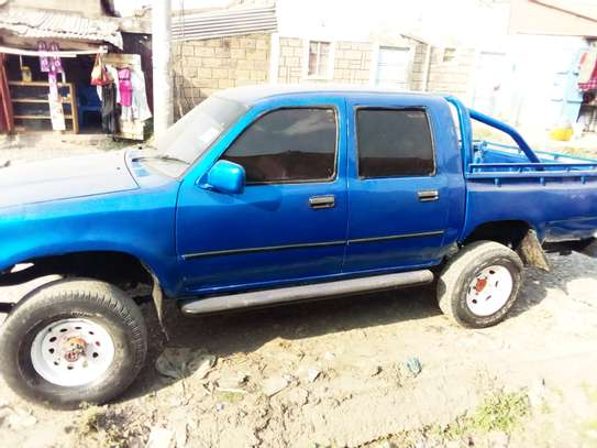 Toyota hilux for sale image 3