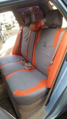 Toyota Fielder  Car Seat Covers image 9