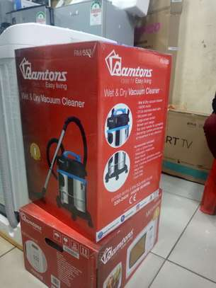 Ramtons wet and dry vacuum cleaner