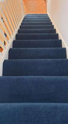 BLUE Wall to wall carpets image 3