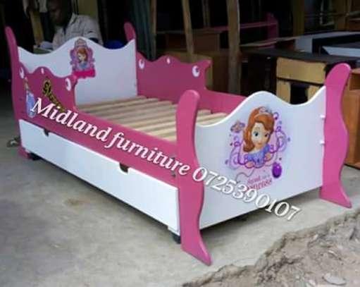Kids Furniture/Kid's Beds/Baby Beds/Toddler Beds image 4