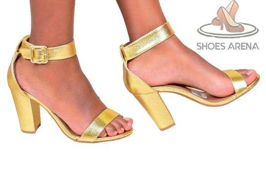 Elegant Chunky Heels image 8