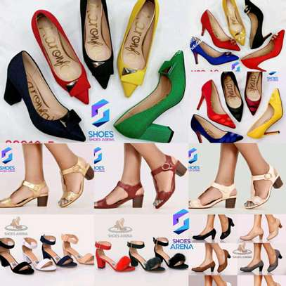 New heels arrival for ladies image 1