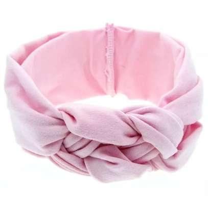 Baby Girl Stretchy Infinity Headwear Hat Headband image 5