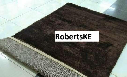 Elegant soft carpet image 1