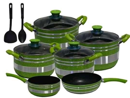 Cooking Ware*10 Piece*Yi-Tong*KSh5500 image 1