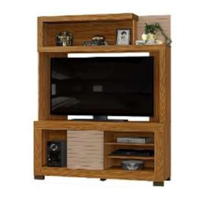 Soria Entertainment Unit TV Stand & Wall Unit image 5
