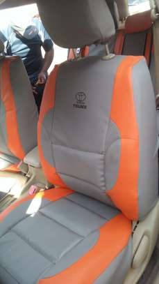 Toyota Fielder  Car Seat Covers image 5