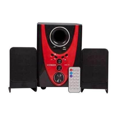 Vitron 2.1 Channel Multimedia Speaker System-2000w image 1